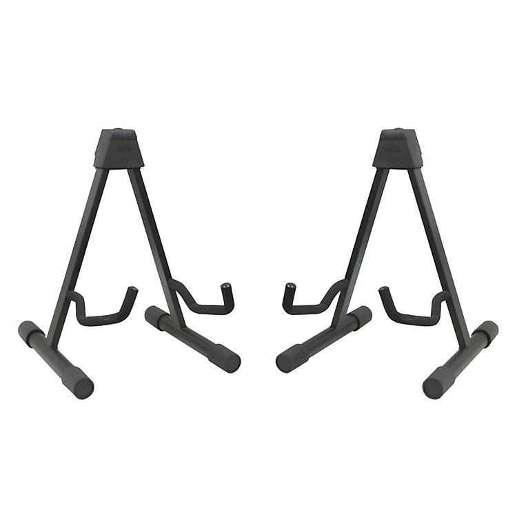 Musician's GearA-Frame Acoustic Guitar Stand 2-Pack