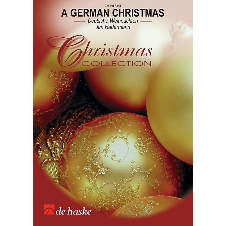 De Haske MusicA German Christmas De Haske Brass Band Series Arranged by Jan Hadermann