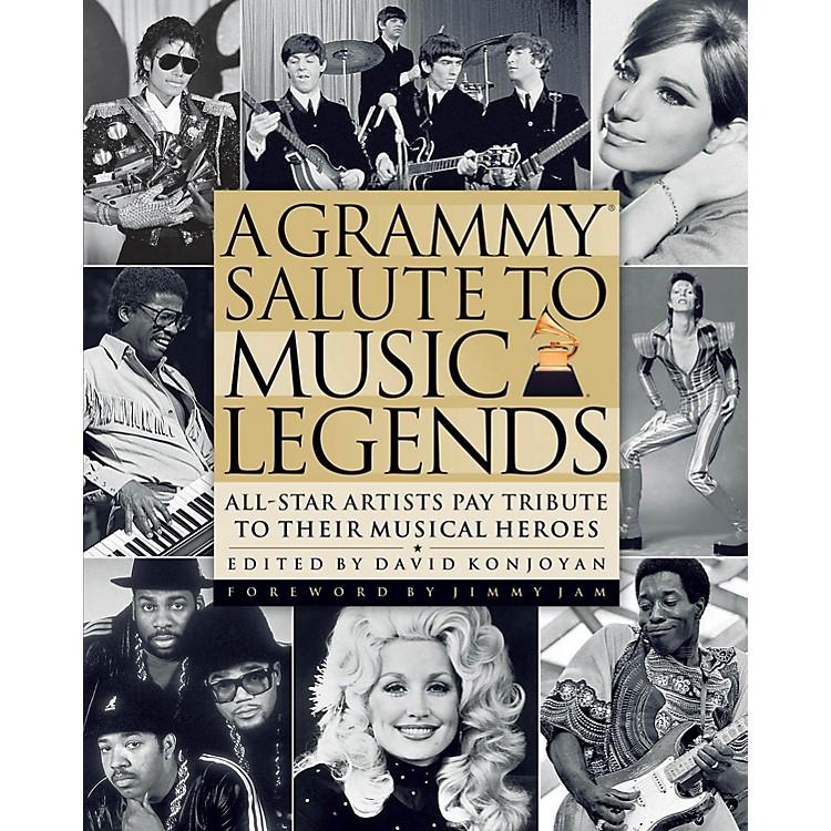 Hal LeonardA Grammy Salute to Music Legends Book Series Hardcover