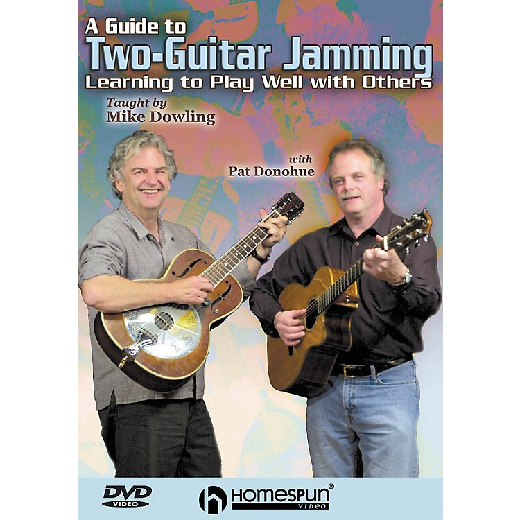HomespunA Guide to Two-Guitar Jamming (DVD)