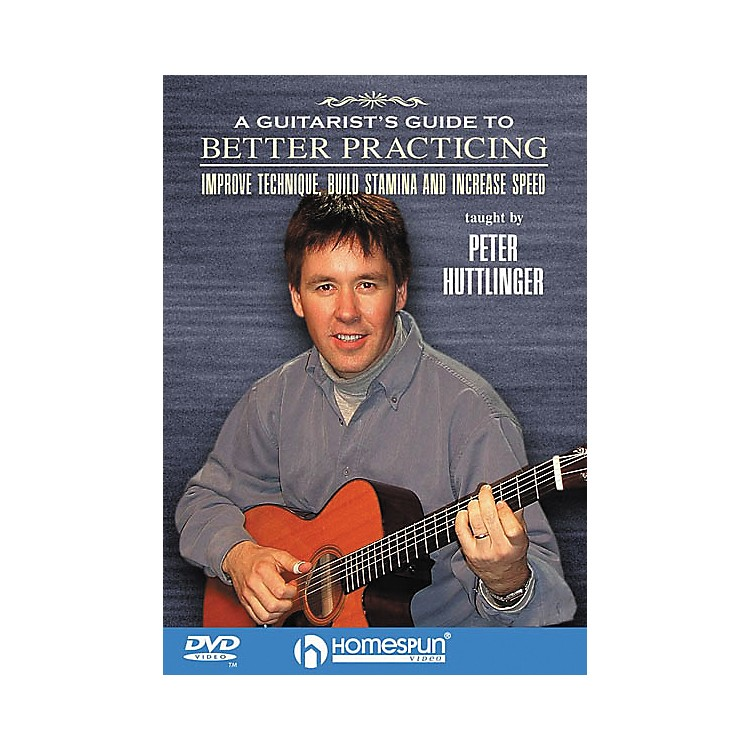 HomespunA Guitarist's Guide to Better Practicing (DVD)