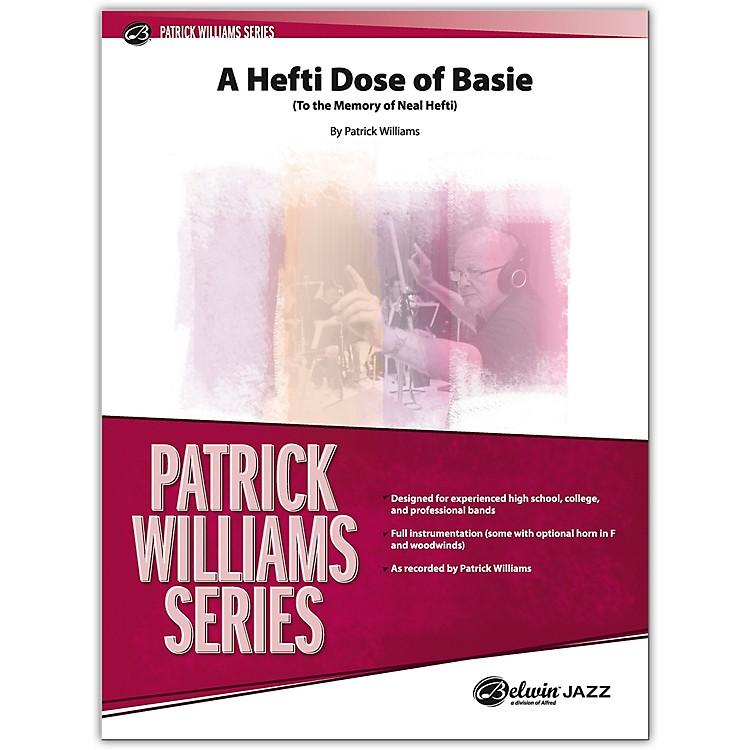 BELWINA Hefti Dose of Basie 4 (Medium Advanced / Difficult)