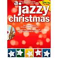 Hal Leonard A Jazzy Christmas - Tenor Sax Play-Along Book/CD