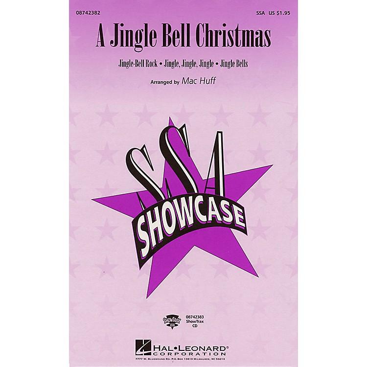 Hal LeonardA Jingle Bell Christmas (Medley) ShowTrax CD Arranged by Mac Huff