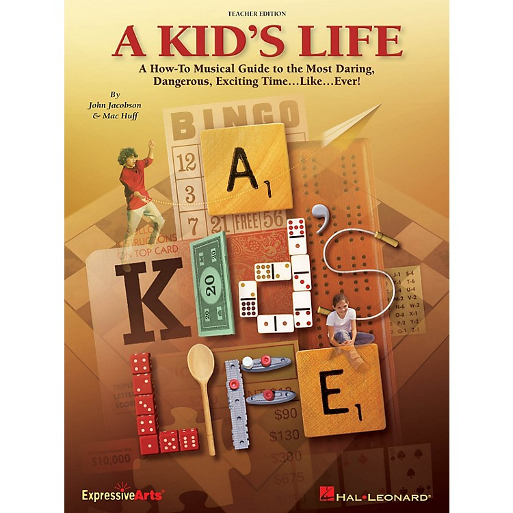 Hal LeonardA Kid's Life Singer 5 Pak Composed by John Jacobson