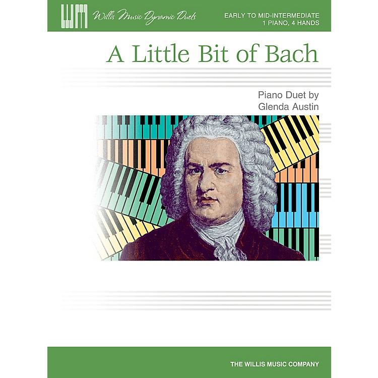 Willis MusicA Little Bit of Bach Willis Series by Glenda Austin (Level Early Inter)