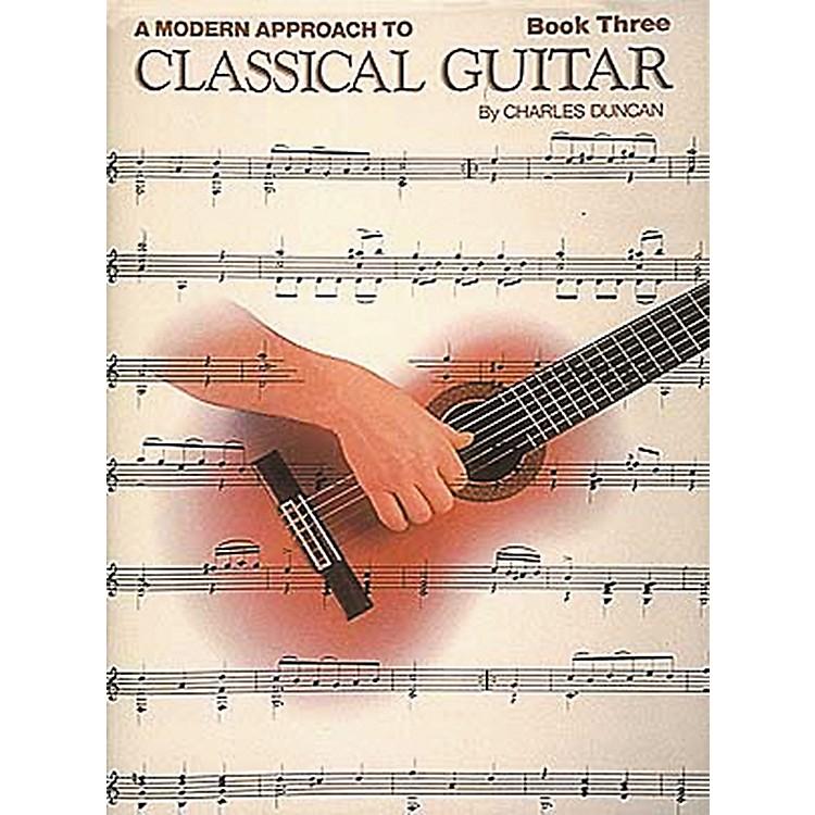 Hal LeonardA Modern Approach to Classical Guitar Book