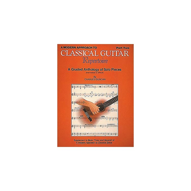 Hal LeonardA Modern Approach to Classical Repertoire - Part 2 Book
