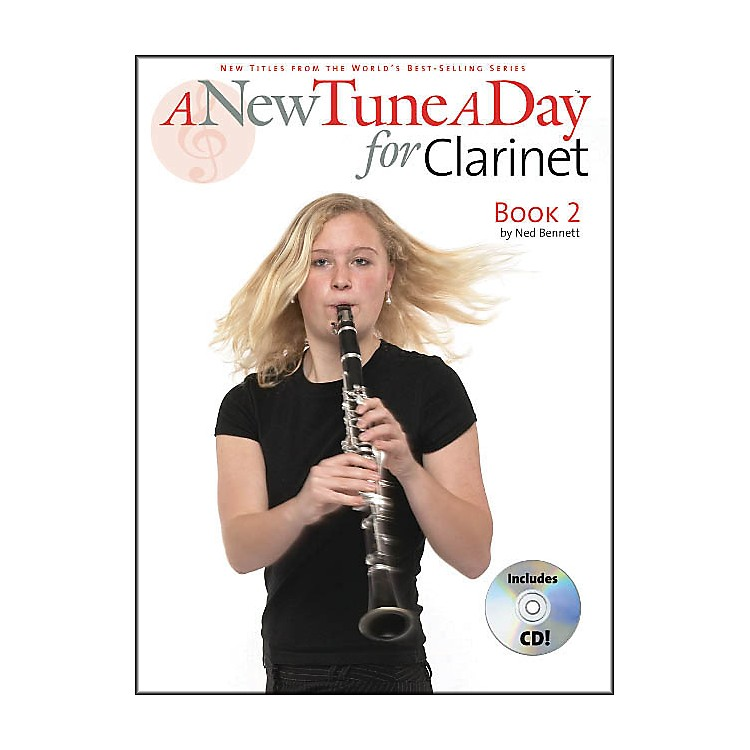 Music SalesA New Tune A Day for Clarinet Book 2 Book/CD