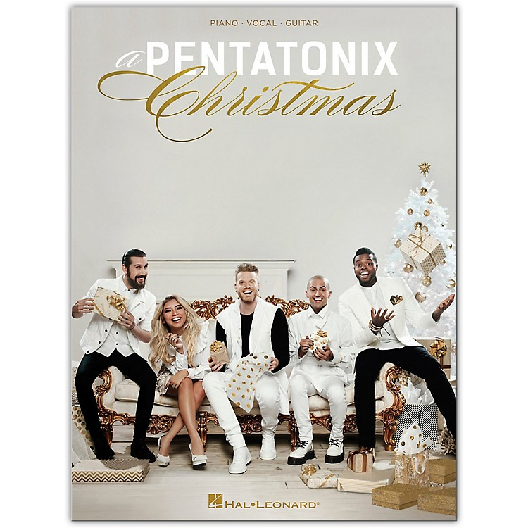 Hal LeonardA Pentatonix Christmas P/V/G
