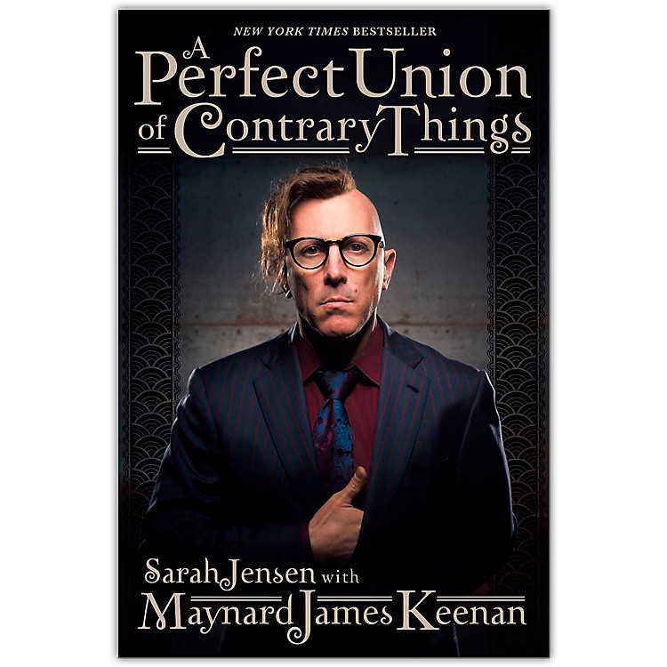 Backbeat BooksA Perfect Union of Contrary Things - Softcover Edition