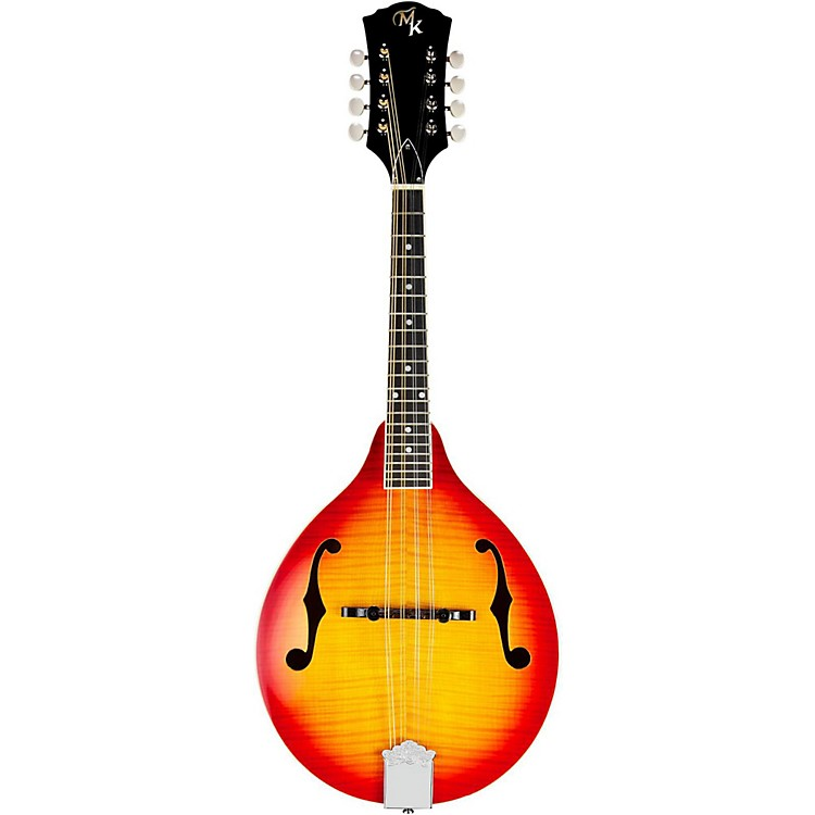 Michael KellyA-Plus A-Style MandolinCherry Sunburst