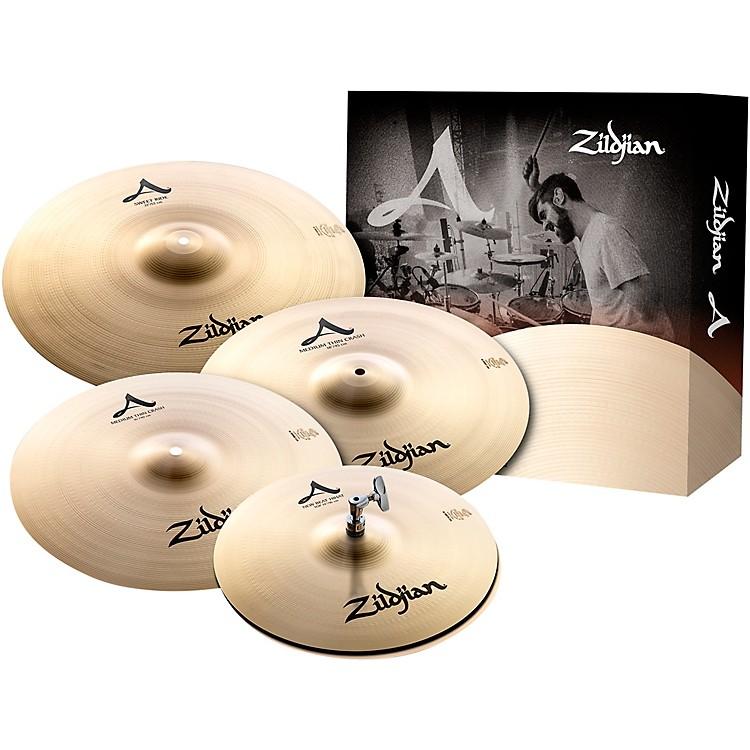 ZildjianA Series 391 Cymbal Pack
