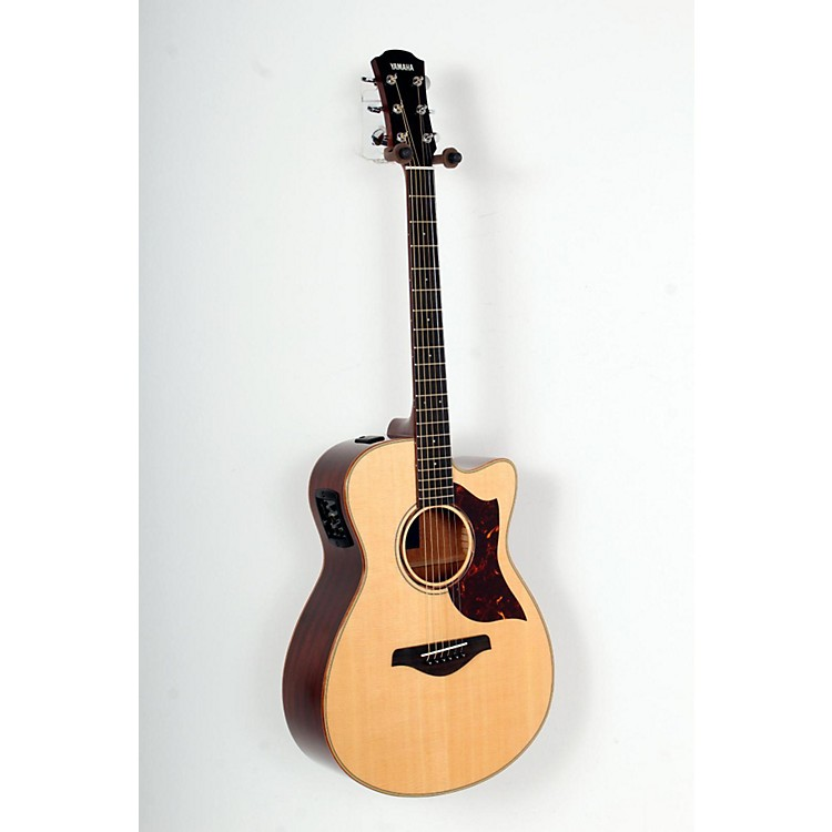 YamahaA-Series All Solid Wood Concert Acoustic-Electric Guitar with SRT Preamp/PickupMahogany Back and Sides888365784786