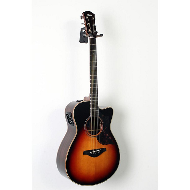 YamahaA-Series All Solid Wood Concert Acoustic-Electric Guitar with SRT Preamp/PickupVintage Sunburst888365852096