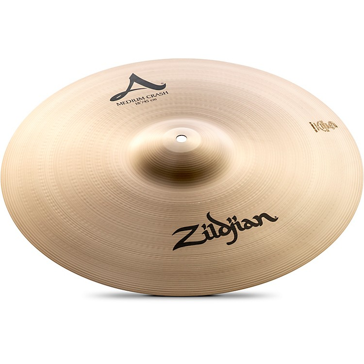 Zildjian A Series Medium Crash Cymbal  18 in.