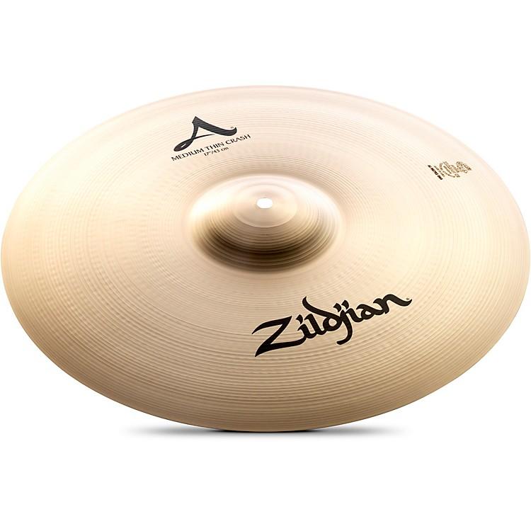 ZildjianA Series Medium-Thin Crash Cymbal17 in.