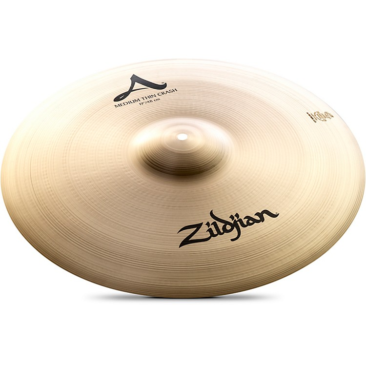ZildjianA Series Medium-Thin Crash Cymbal19 in.
