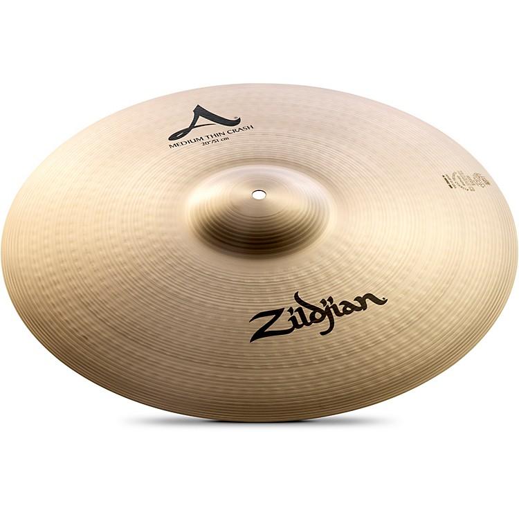 ZildjianA Series Medium-Thin Crash Cymbal20 in.