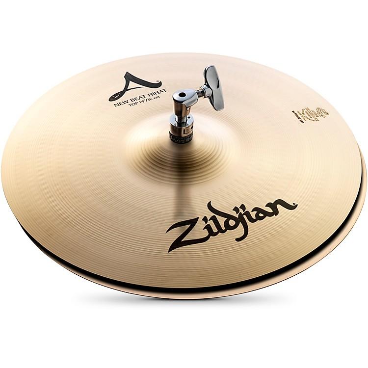 ZildjianA Series New Beat Hi-Hat Cymbal Pair14 in.