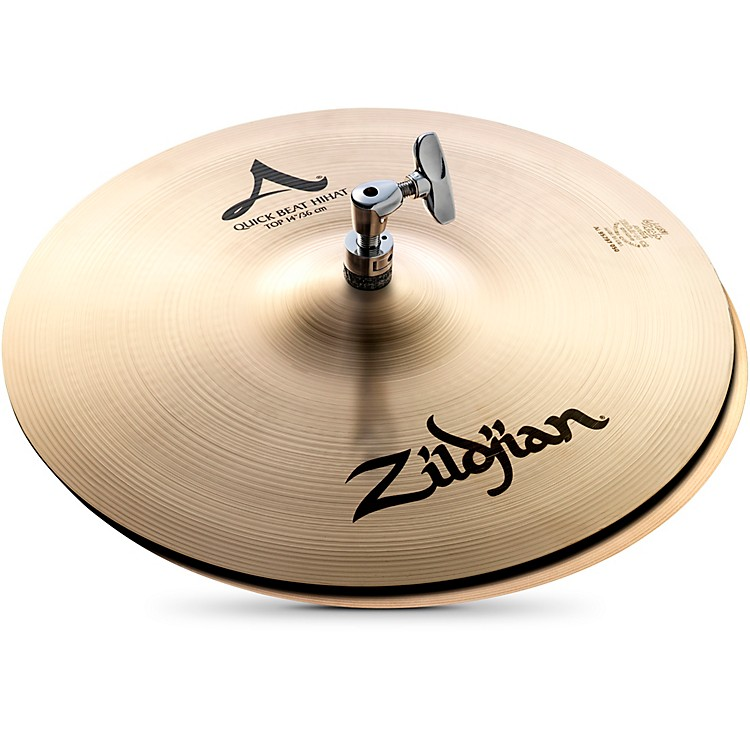 Zildjian A Series Quick Beat Hi-Hat Pair  14 in.