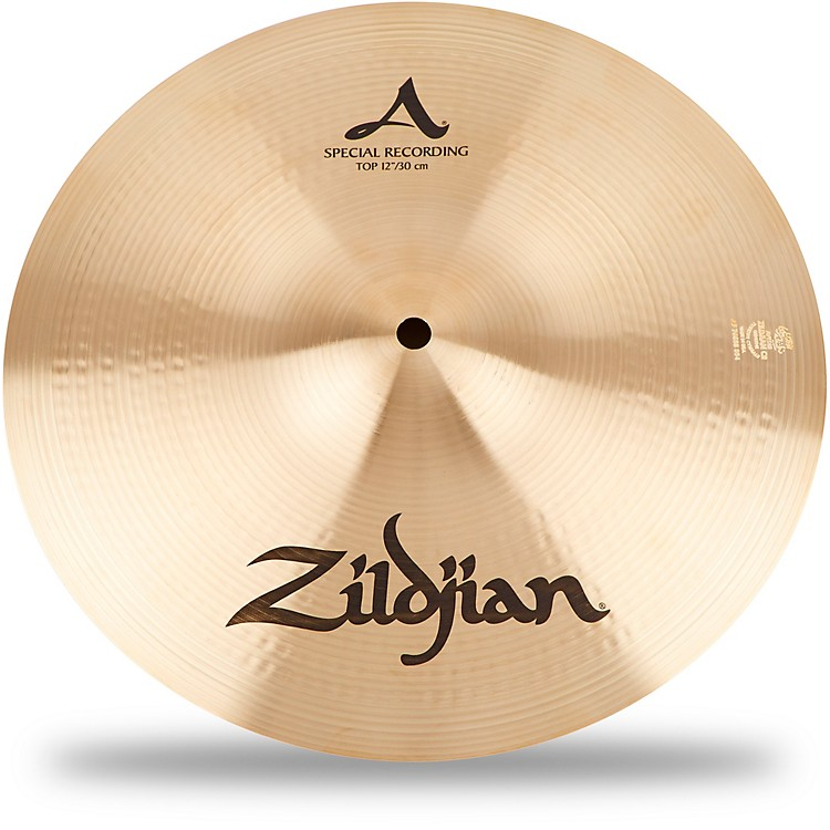 Zildjian A Series Special Recording Hi-Hat Pair  12 in.