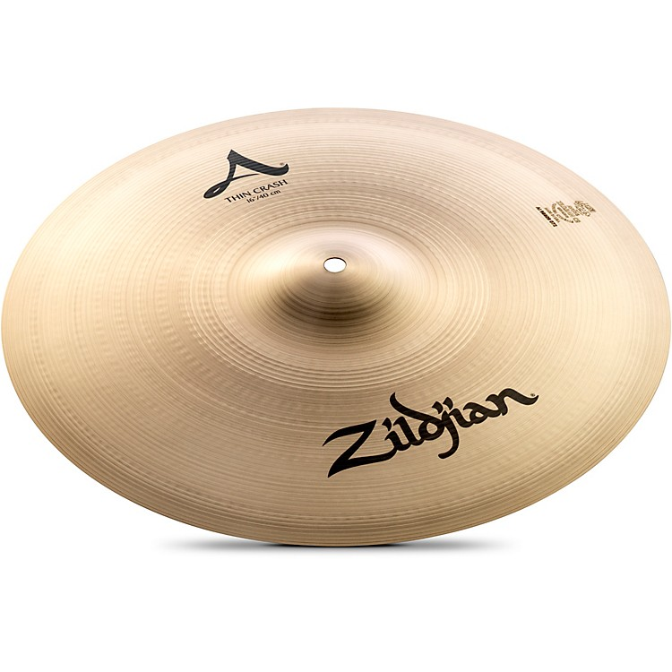 Zildjian A Series Thin Crash Cymbal  16 in.