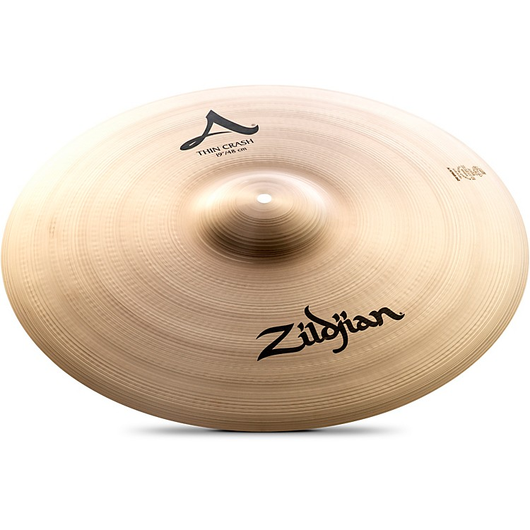 ZildjianA Series Thin Crash Cymbal19 in.
