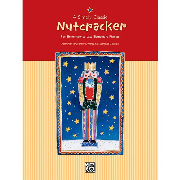 AlfredA Simply Classic Nutcracker Piano Book