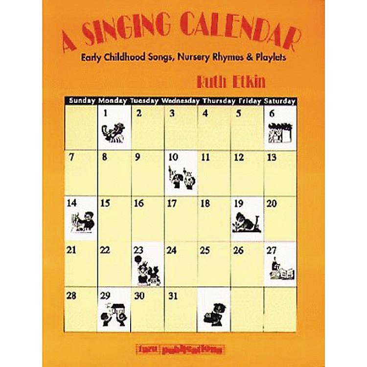 Tara PublicationsA Singing Calendar Book