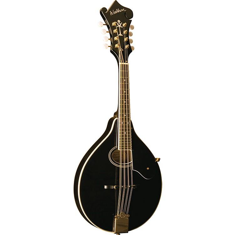 WashburnA-Style MandolinBlack