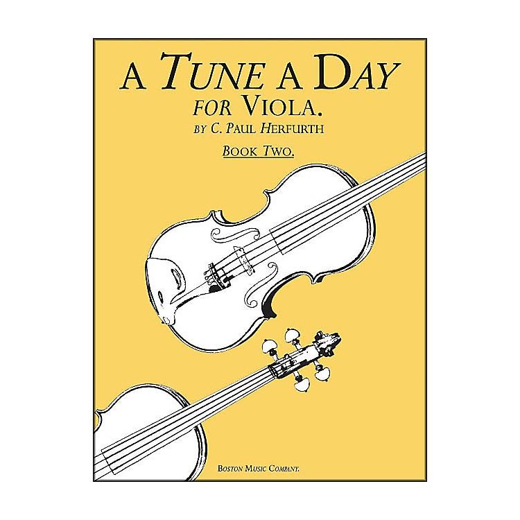 Music SalesA Tune A Day Viola Book 2