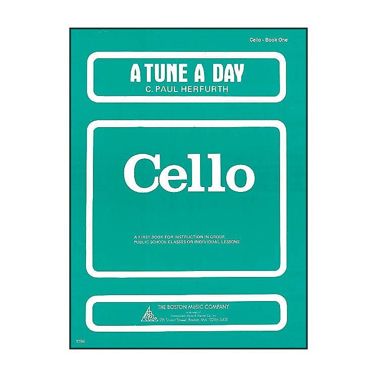Music SalesA Tune A Day for Cello Book 1