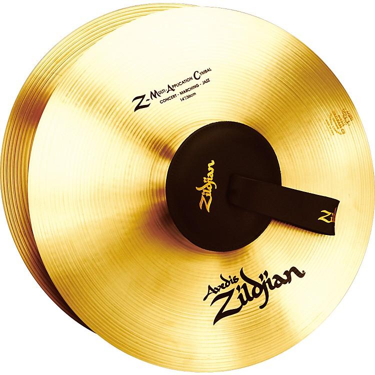 ZildjianA Z-MAC Cymbal Pair14 in.