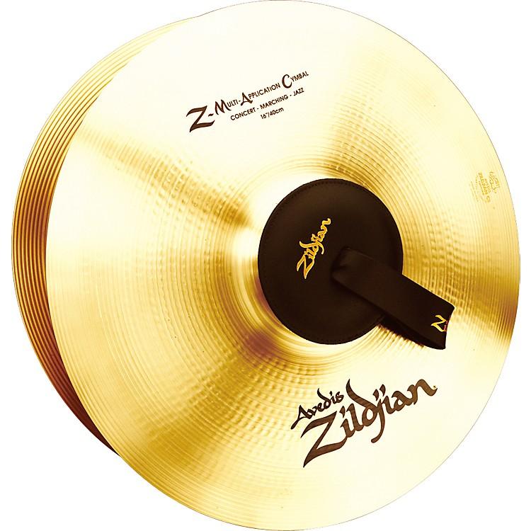 ZildjianA Z-MAC Cymbal Pair16 in.