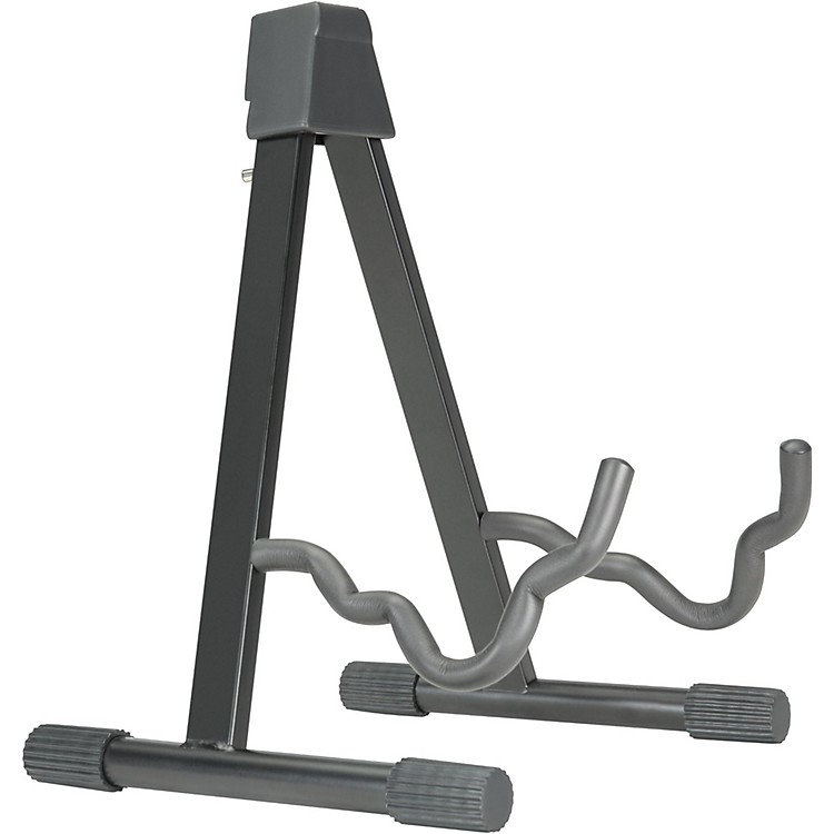 Musician's GearA-frame Stand for Acoustic, Electric, and Bass GuitarsBlack