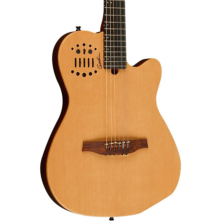Godin A10 10-String Acoustic-Electric Guitar Natural