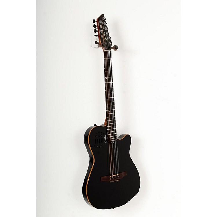GodinA10 10-String Acoustic-Electric GuitarBlack888365770024
