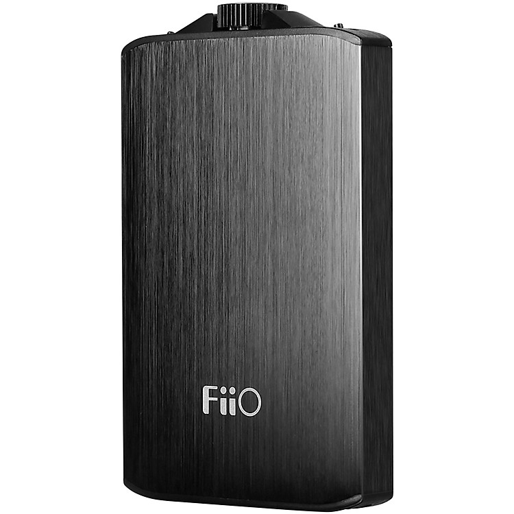 FiiOA3 Portable Headphone AmplifierBlack