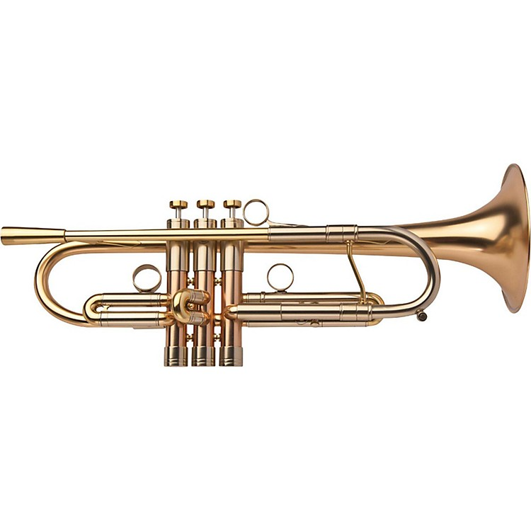 Adams A4 Selected Series Professional Bb Trumpet Satin Lacquer