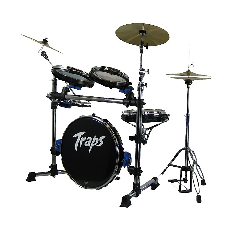Traps DrumsA400 Acoustic Drum Set with B8 Sabian Cymbals