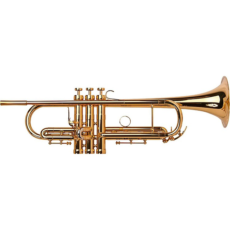Adams A6 Selected Series Professional Bb Trumpet Clear Lacquer