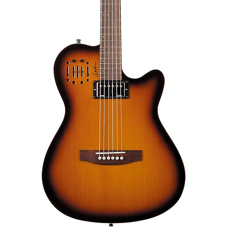 GodinA6 Ultra HG Semi-Acoustic Electric GuitarCognac Burst