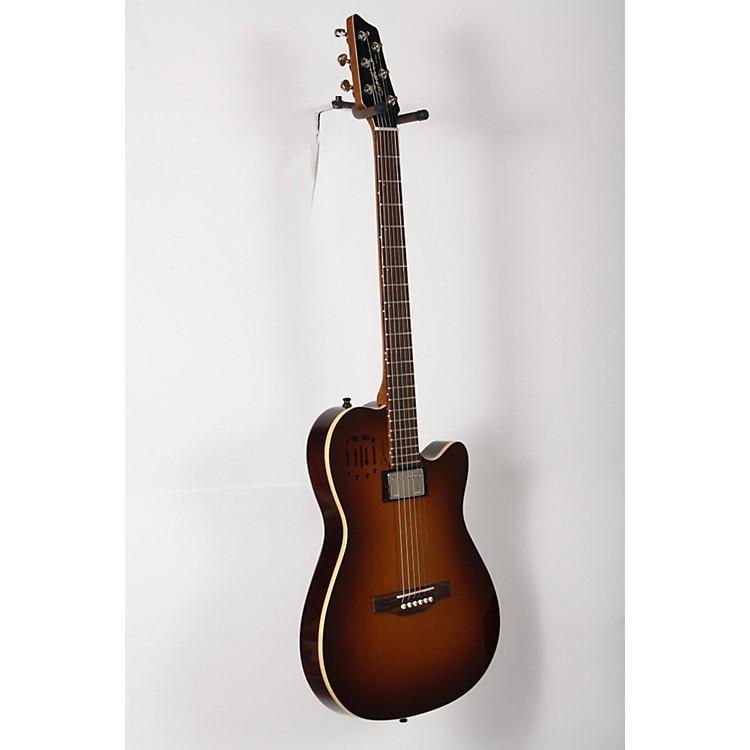 GodinA6 Ultra HG Semi-Acoustic Electric GuitarCognac Burst888365896076