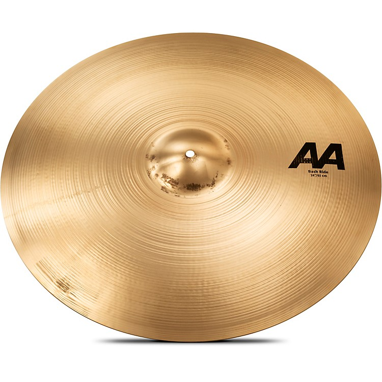 Sabian AA Bash Ride Cymbal Brilliant 24 in. 2012 Cymbal Vote