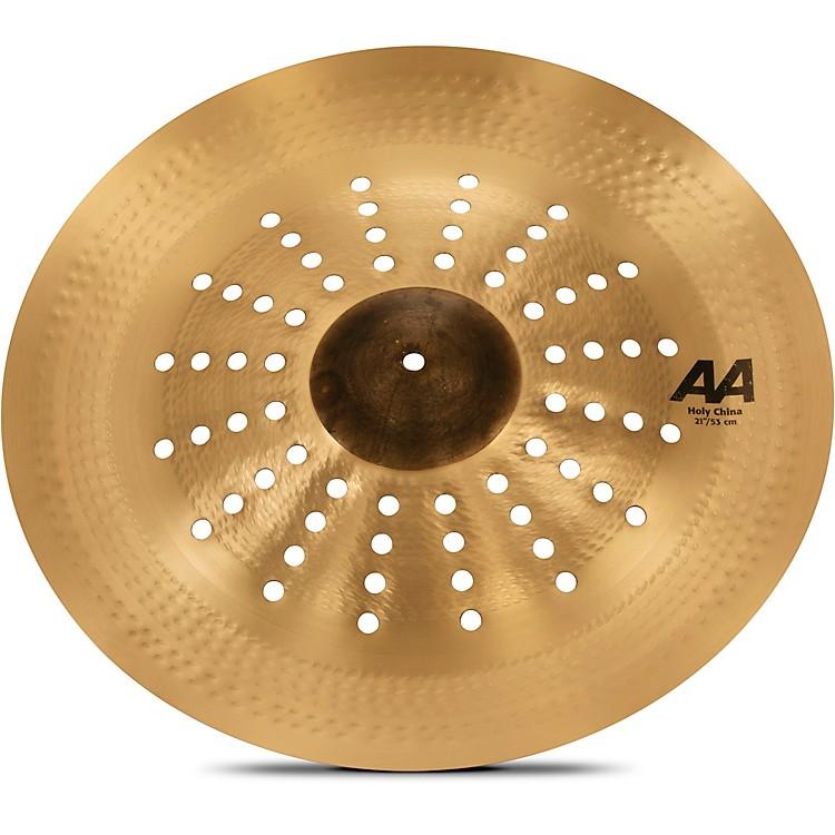 SabianAA Holy China Cymbal21 in.