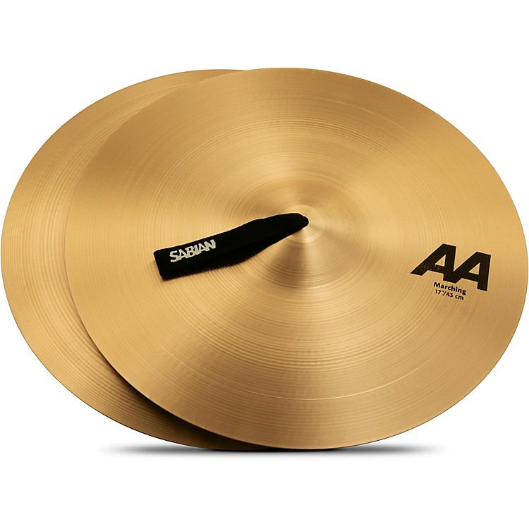 Sabian AA Marching Band Cymbals 17 in.