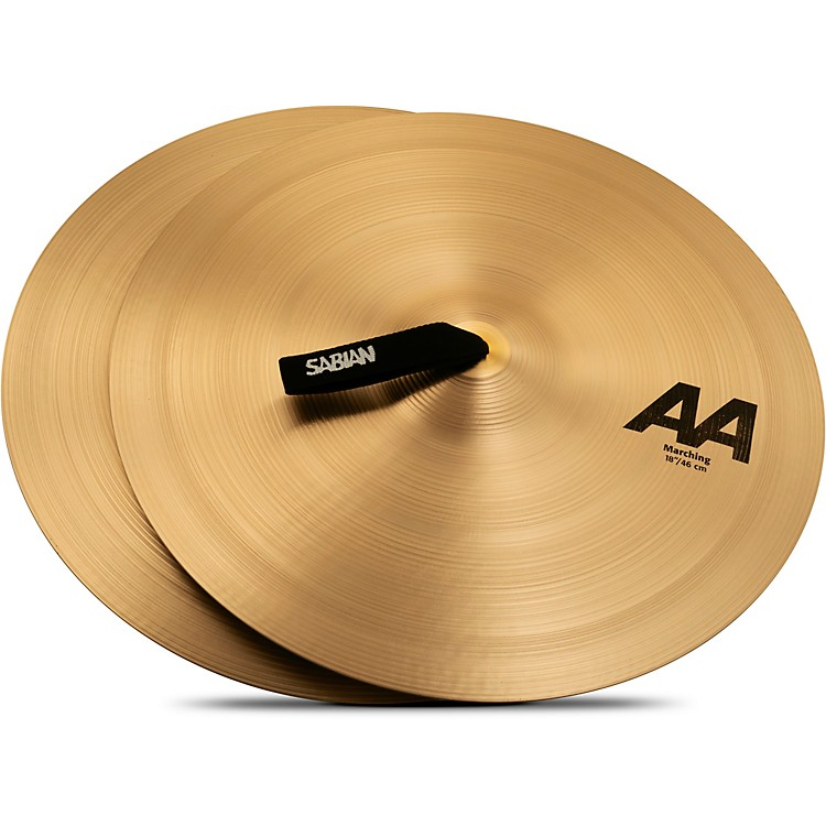 Sabian AA Marching Band Cymbals 19 in.