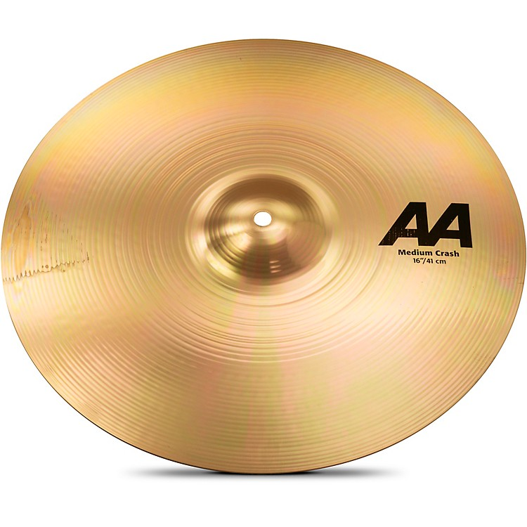 Sabian AA Medium Crash 16 in.