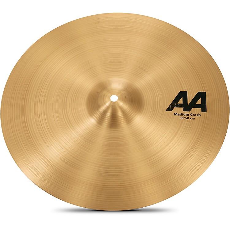 SabianAA Medium Crash Cymbal16 in.
